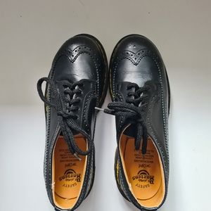 Dr Martens Made In England Bex Brogues